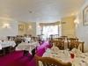Shelbourne Seafront Hotel Llandudno Dining Area