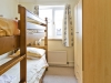 Shelbourne Llandudno Family Apartment-Twin Bunk Bed Room